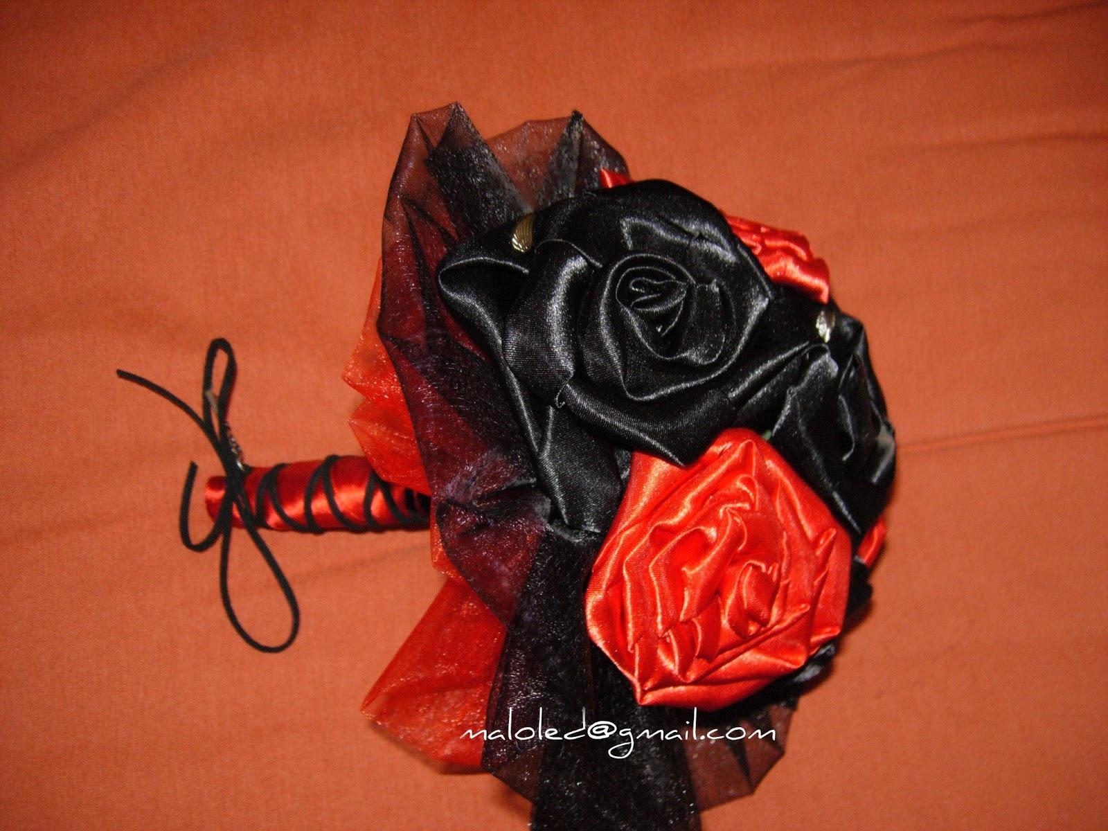 imajenes de ramos de rosas negras Mundo Imágenes