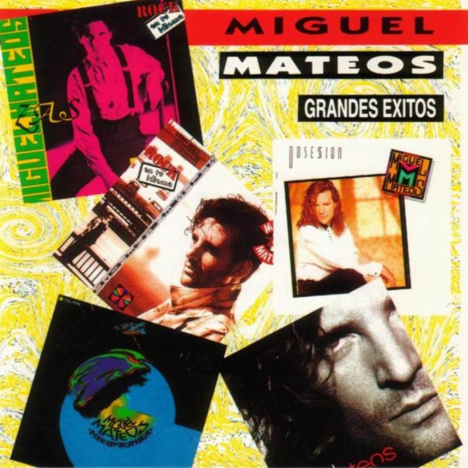 Miguel Mateos - Disco Afiche No. 5