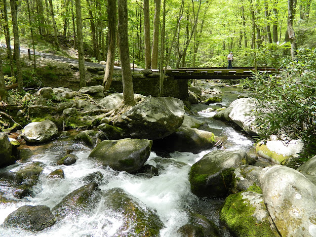 Dancing 39 cross the country smoky mountains roaring fork for Roaring fork smoky mountains