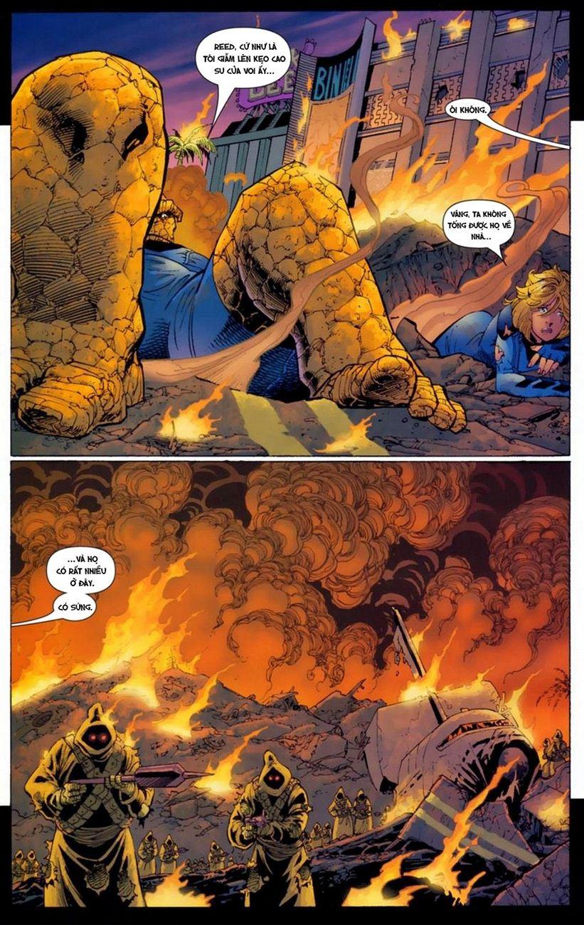 Ultimate Fantastic Four chap 18 - Trang 13