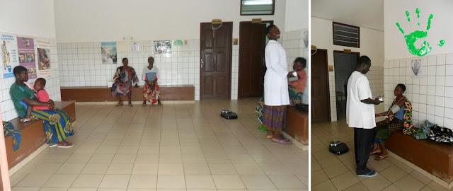 Centro medico in Togo