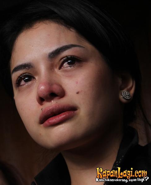 Cewek Cantik Kumpulan Foto Nikita Mirzani Menangis | Foto ...