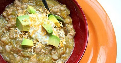 SPLENDID LOW-CARBING BY JENNIFER ELOFF: Turkey Chili Verde