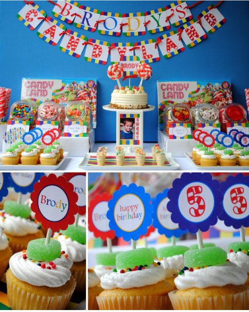 Kara 39 S Party Ideas Kids Birthday Party Themes Candyland Birthday Party