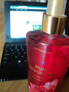 Wangi Alami Victoria Secret Pure Seduction