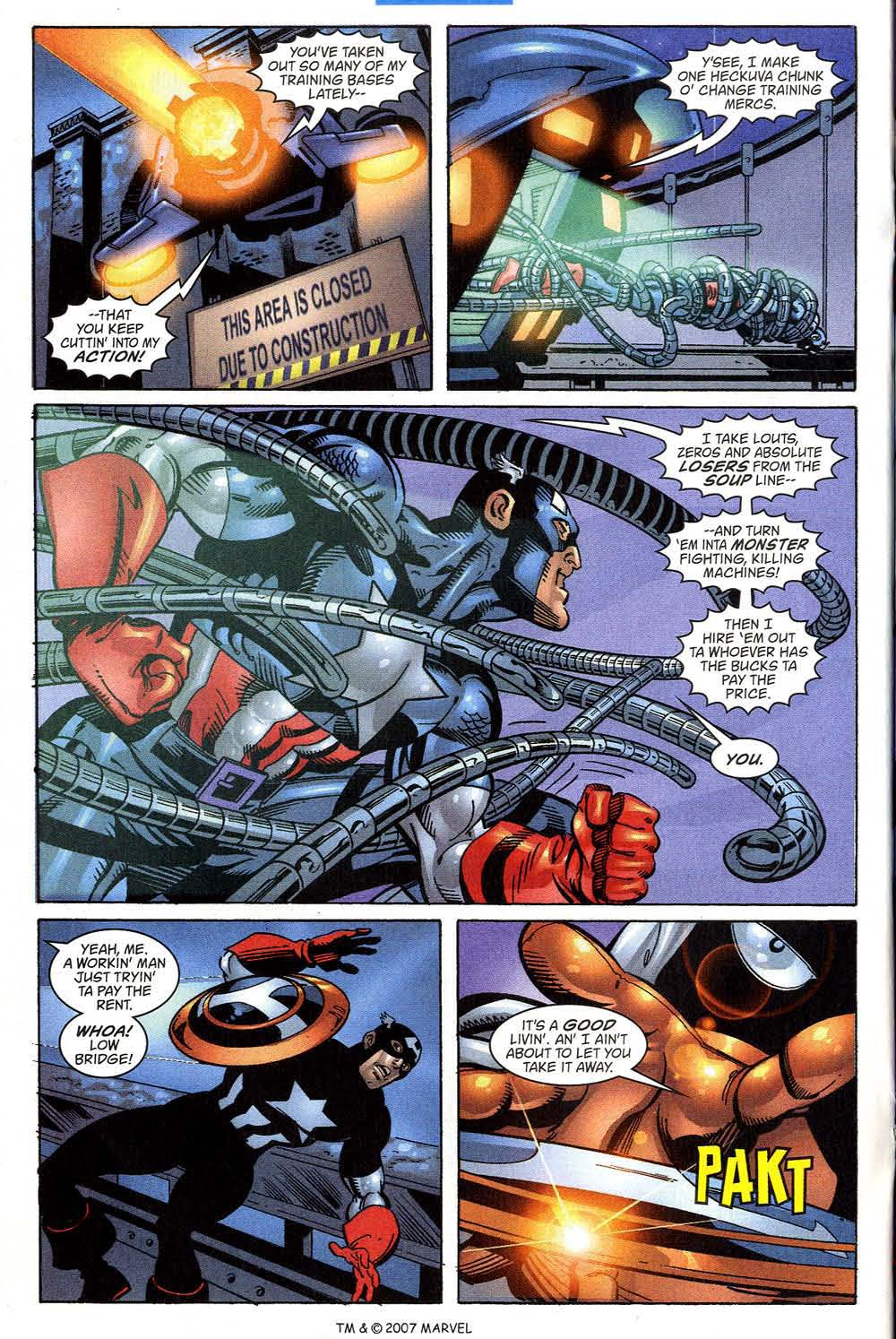 Captain America (1998) Issue #44 #51 - English 20