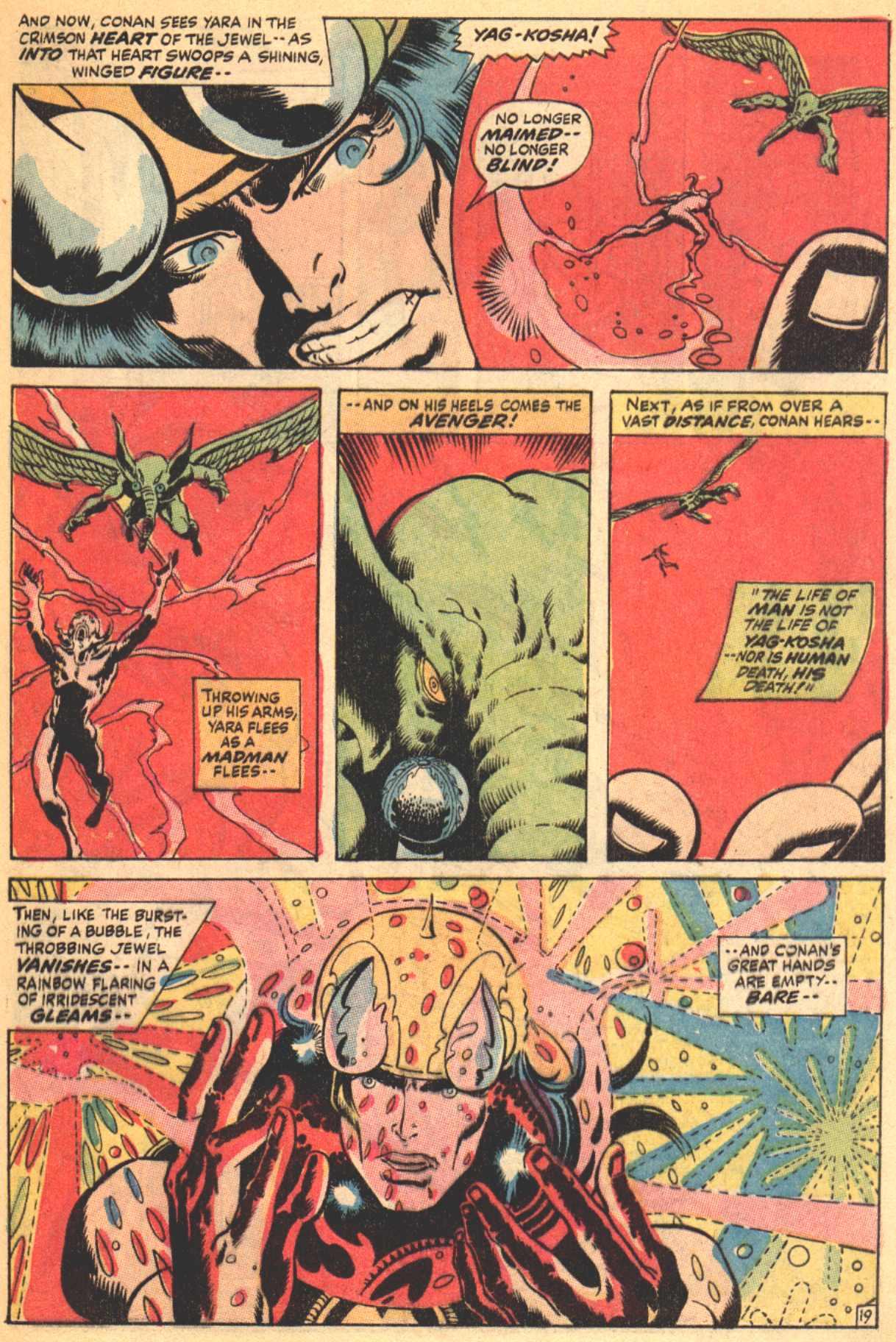 Conan the Barbarian (1970) Issue #4 #16 - English 20