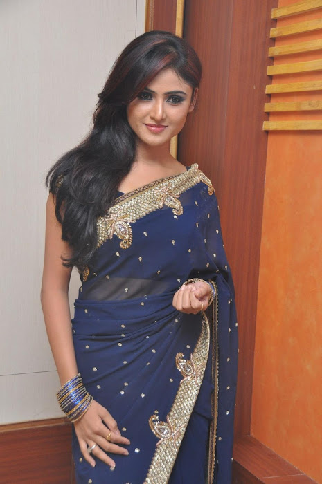 sony charista in saree glamour  images