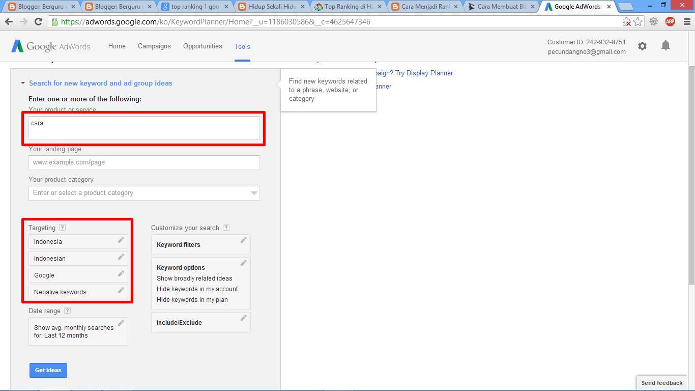 Cara Menjadi Top Ranking 1 di Google gambar 3