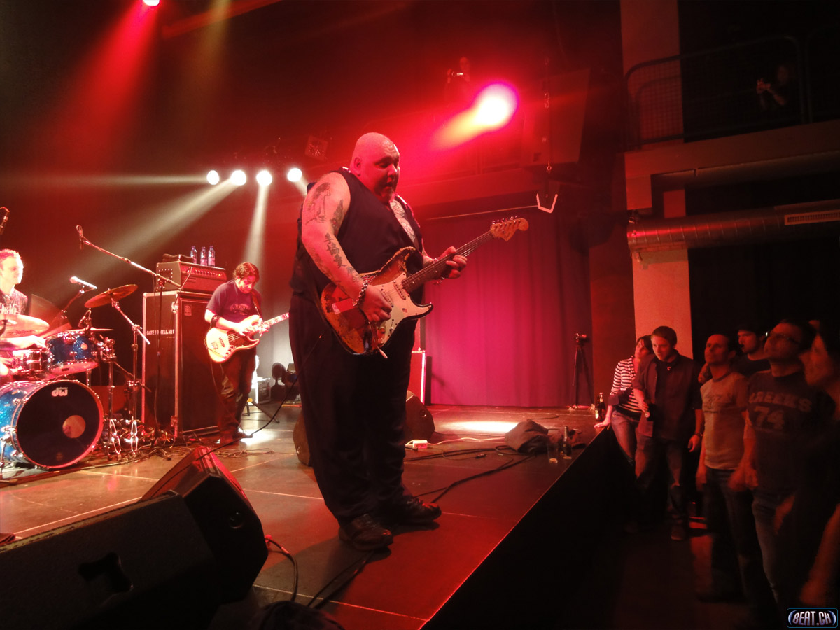 popa chubby live in marseille