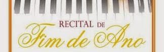 Agenda cultural de fim de ano | Recital com alunos da Escola de Música Cristo Rei