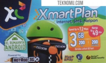 Rumah Android XL