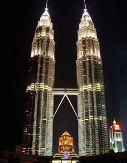 Twin Towers Kuala Lumpur Malaysia Asia Tour And Travel