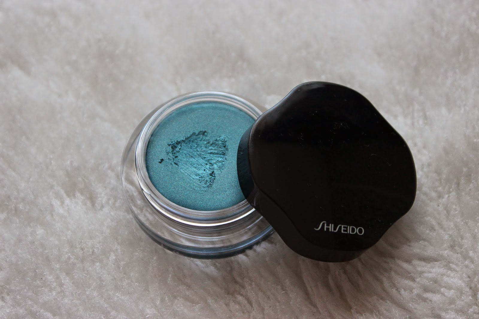 shiseido ombre crème satinée bleu
