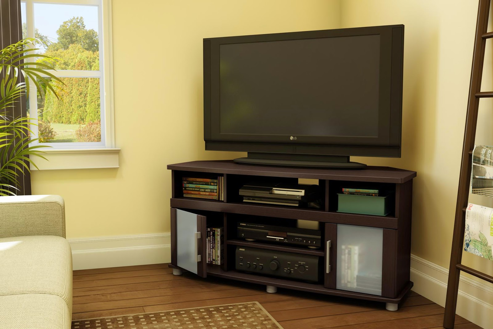 Modern Tv Stand Ideas For Comfortable Room | Sophisticated Interior ...