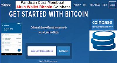 Panduan Cara Membuat Akun Wallet Bitcoin Coinbase