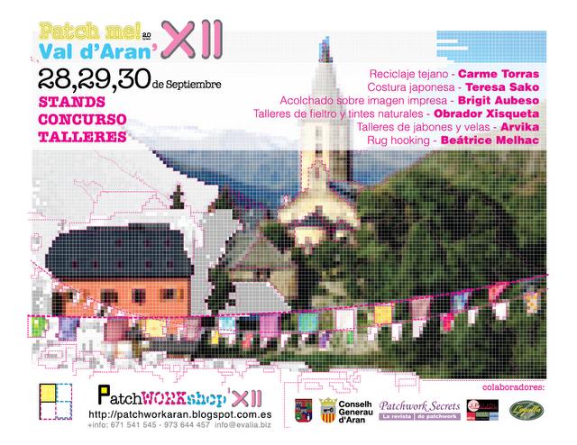 El taller de l 39 agulla properes firas pr ximas ferias for Proximas ferias en barcelona