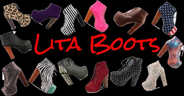 Lita Boots.