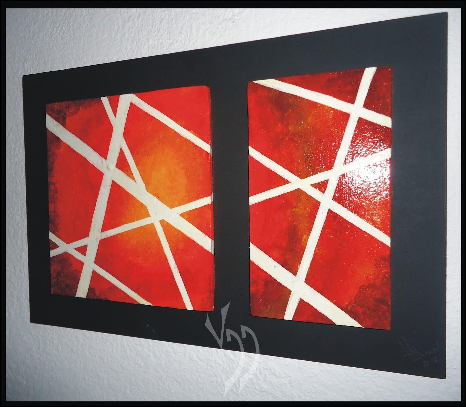 Cuadros abstractos abstractos mm mondrian i car interior for Fotos cuadros abstractos