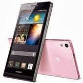 Smartphone Ascend P6 da Huawei - 170x170