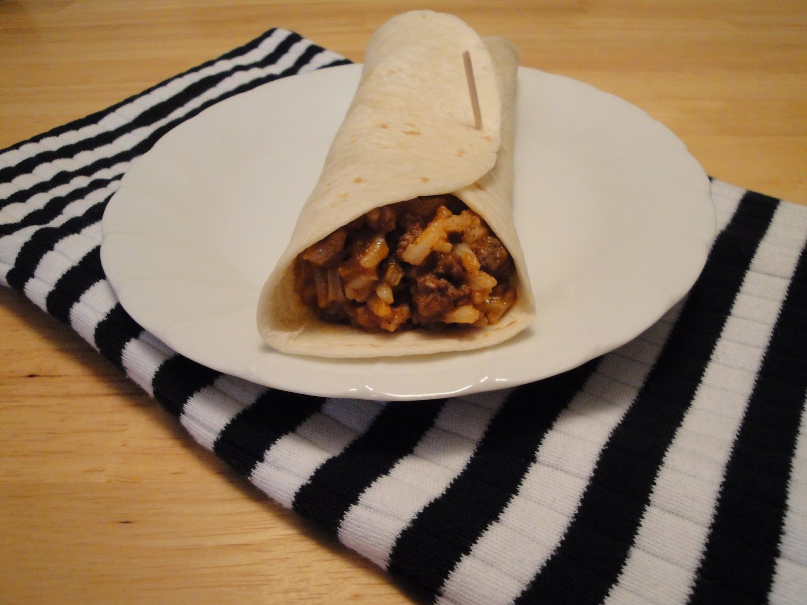 texmex burrito