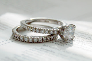 an engagement ring for my fiance