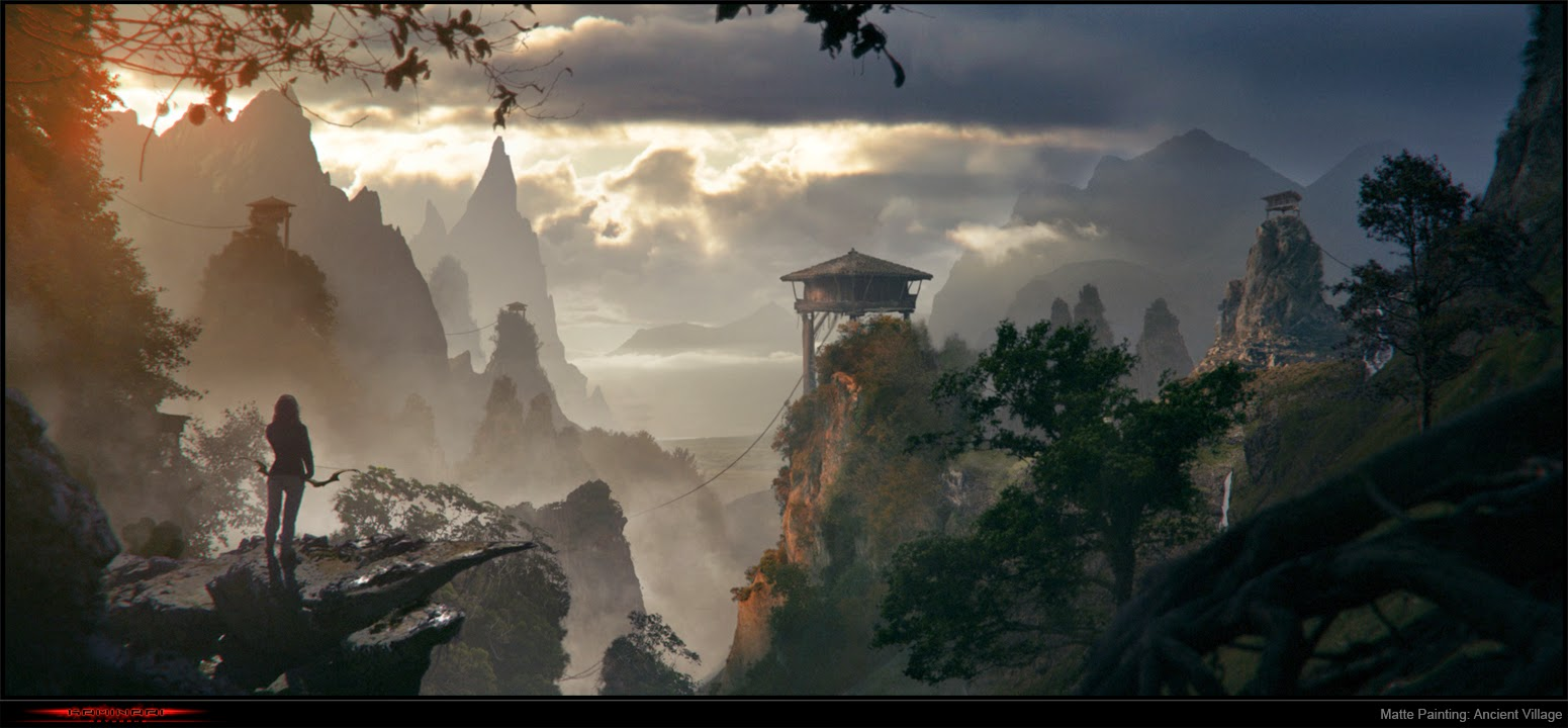 Pedro colmenares vfx artist matte painting click this link to watch the breakdown baditri Gallery