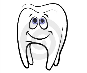 cartoon tooth dental clip art thumb