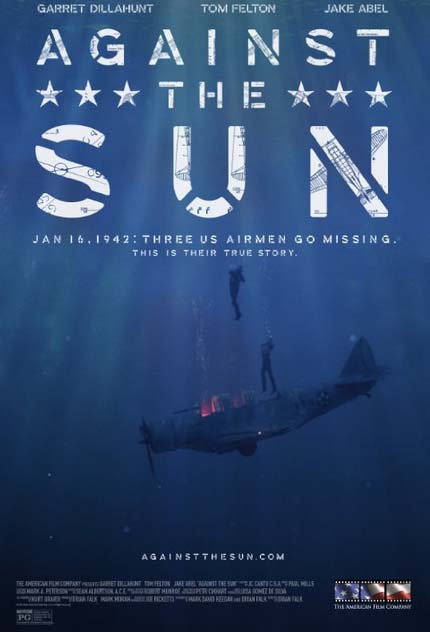 Review Film: Against The Sun (2015)