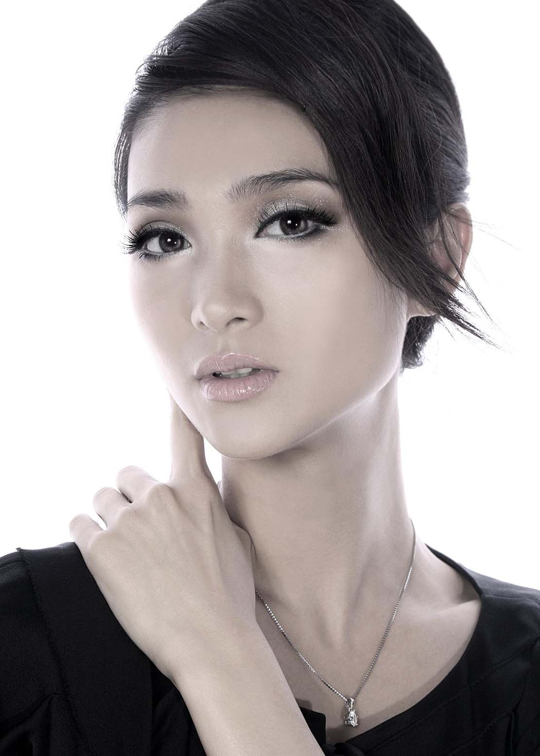 female stars Asian movie