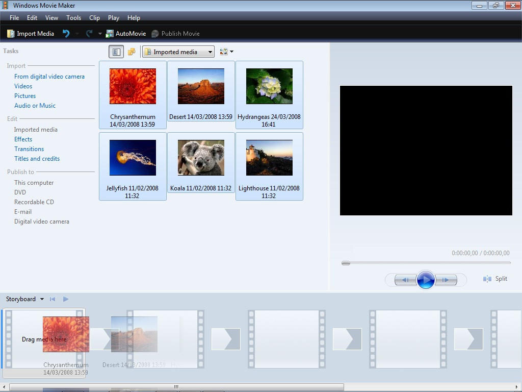 Cara Buat Video dengan Movie Maker - Information Center