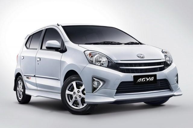 Spesifikasi dan Harga Toyota Agya Oktober 2013