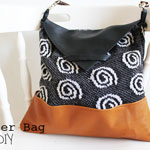 Upcycled Sweater Bag DIY