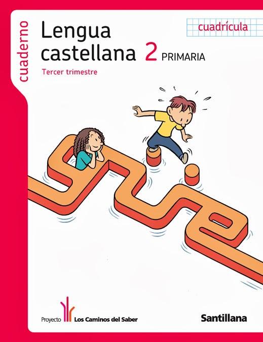 Cuadernillo Santillana 2º - 3
