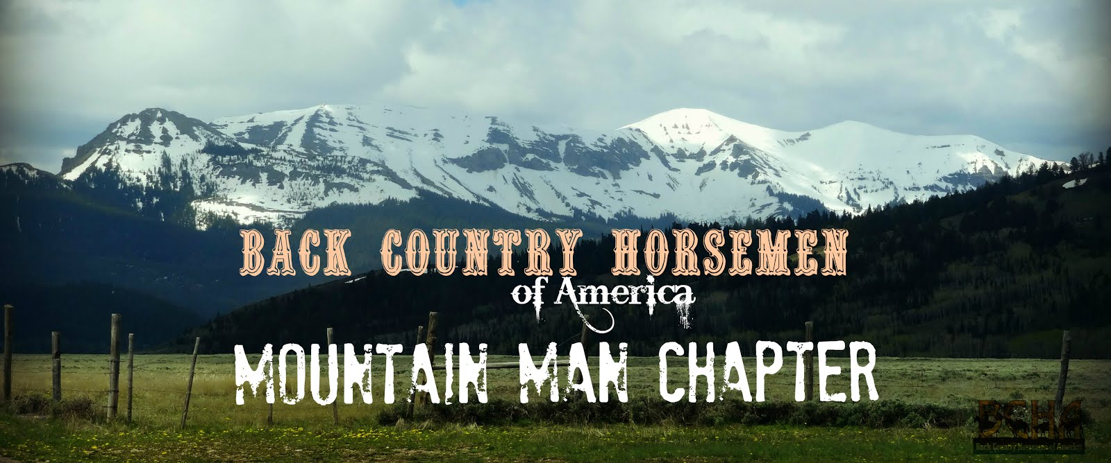 Mountain Man Chapter BCHA