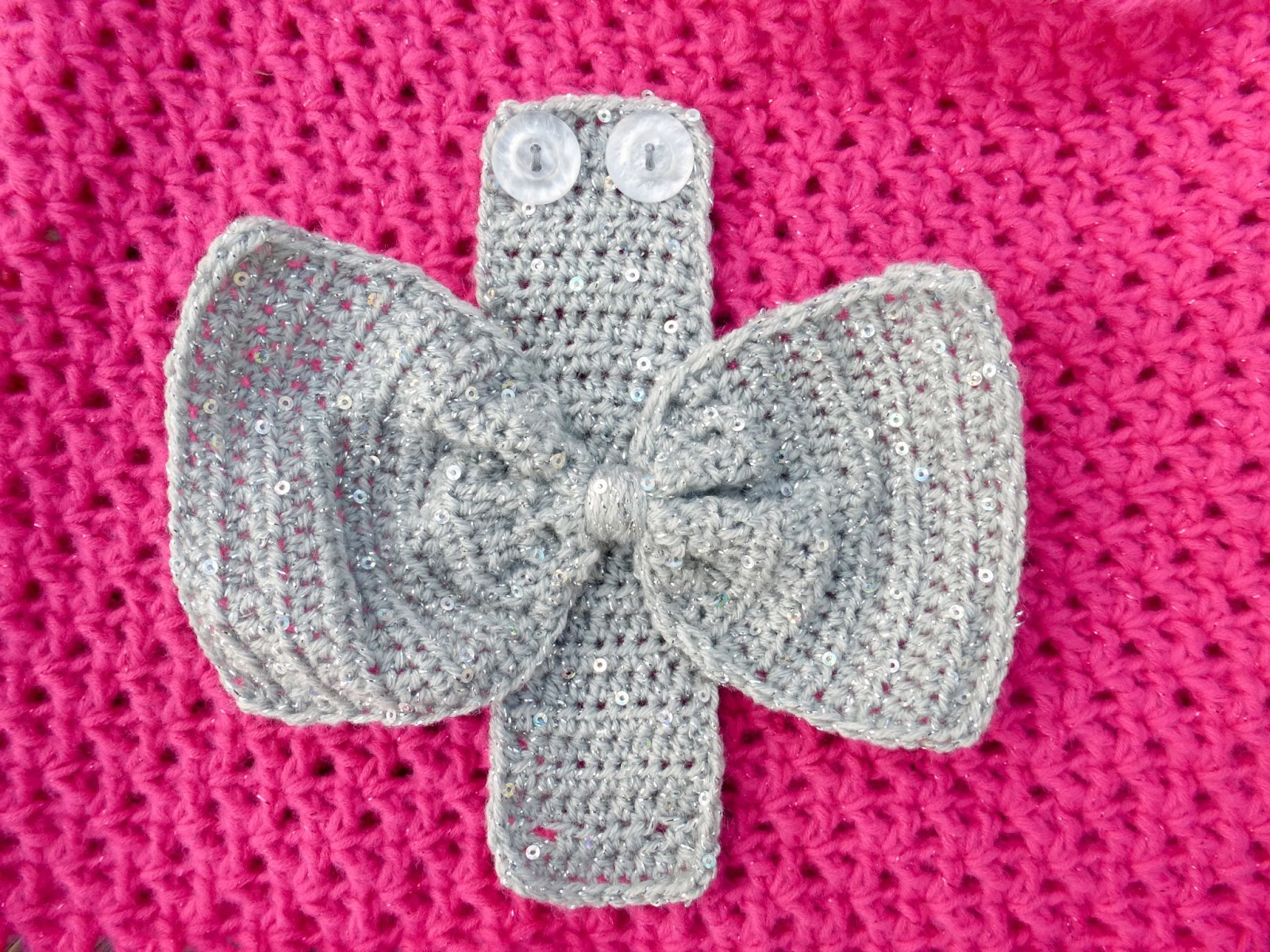 Domestic Bliss Squared Head Wrap Crochet Pattern Free ...