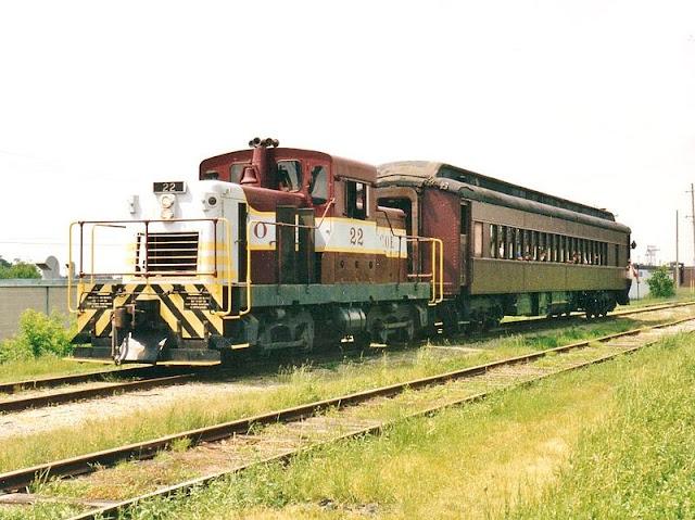 Gambar Kereta Api Lokomotif Diesel 15