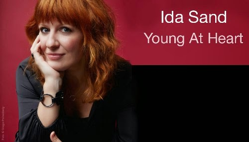 IDA SAND - Young at heart (2015) 2