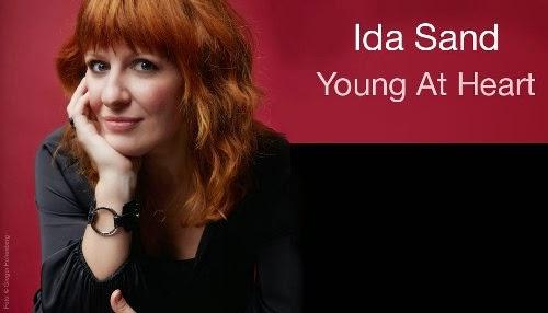 IDA SAND - Young at heart (2015) 2