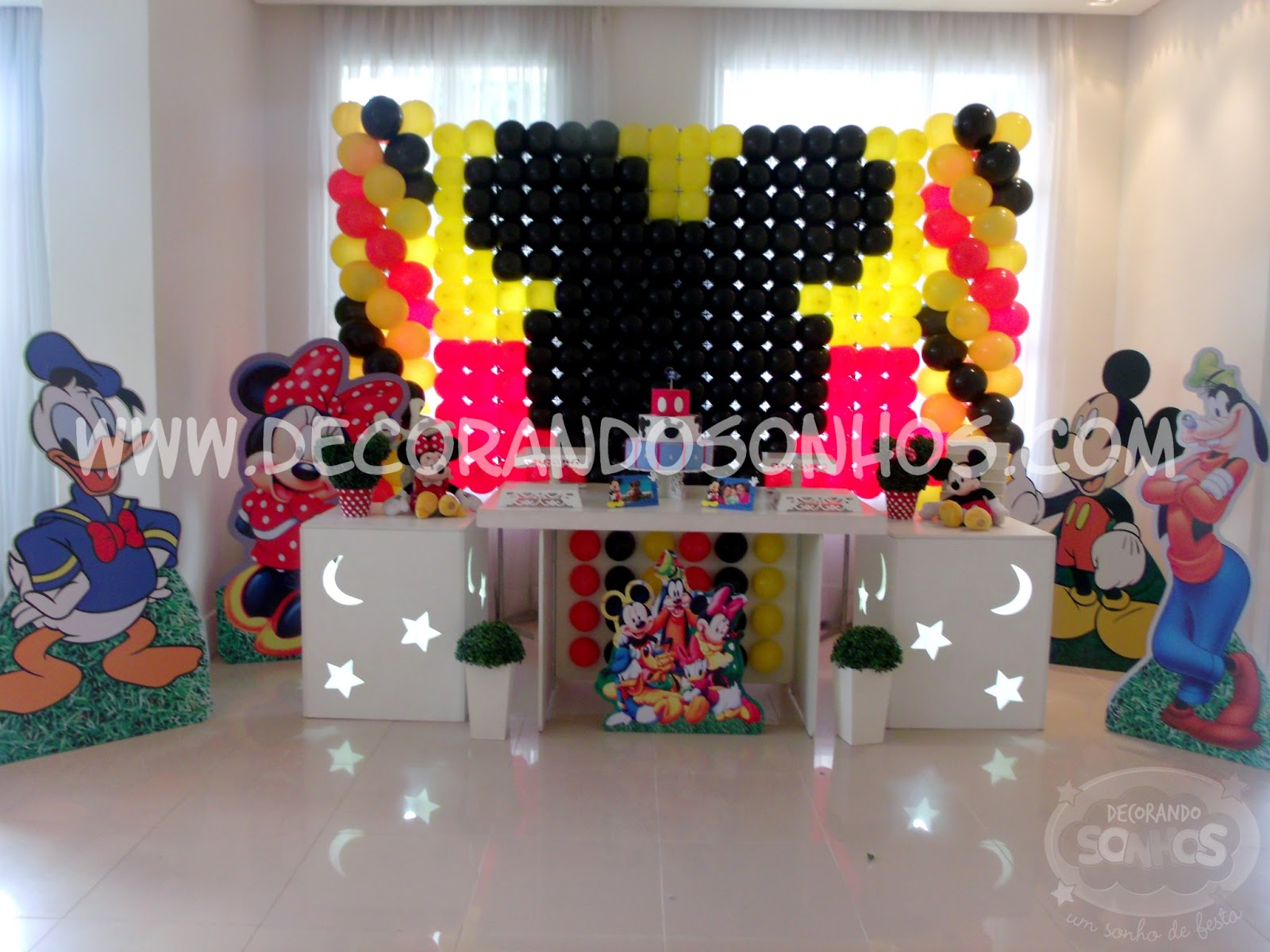 +festa+personalziada+do+mickey+festa+clena+turma+do+mickey+festa