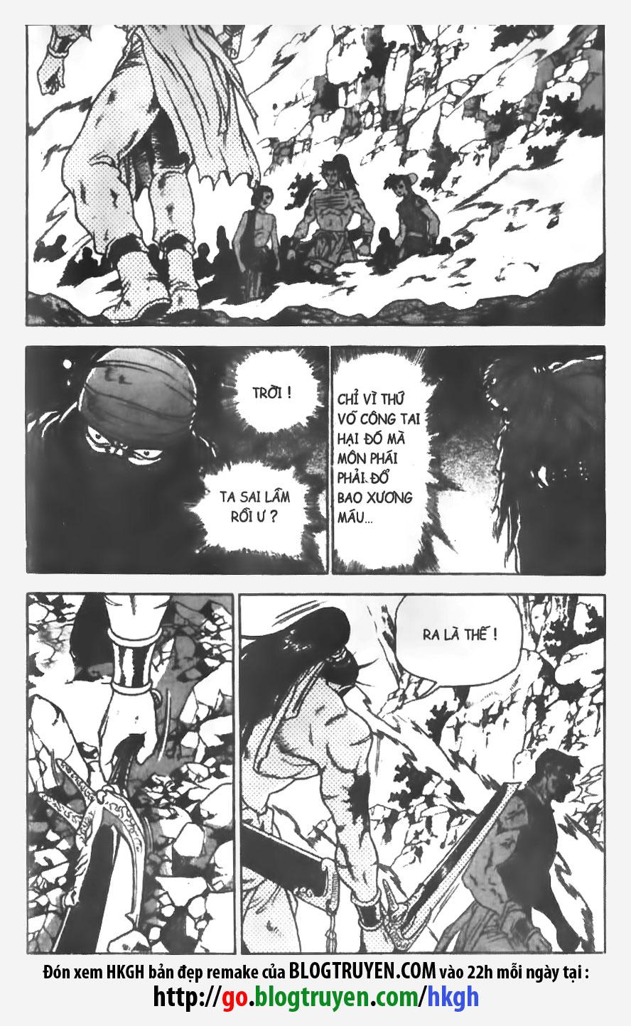 Hiệp Khách Giang Hồ chap 150 page 23 - IZTruyenTranh.com