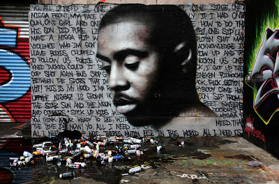 El arte urbano de owen dippie leyendas que cobran vida for 2pac mural new york