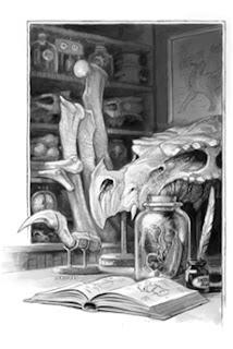 Laboratory by Todd Lockwood
