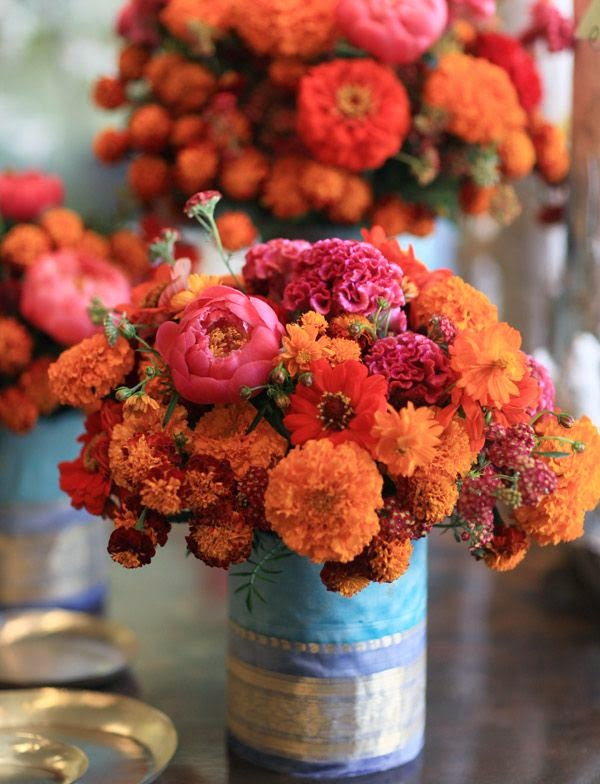 To Break The Myth I Thought Will Showcase Some Fabulous Ways Marigold Is Used Decorate In A Chic And Elegant Style Start With One Love
