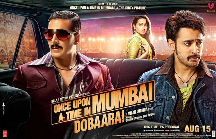 Once Upon a Time in Mumbai Dobaara! / 2013 / Hindistan / Mp4 / TR Altyaz�l�
