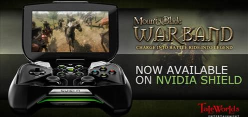 Mount & Blade: Warband v1.071 + Data Full [Tegra 4 / Torrent]