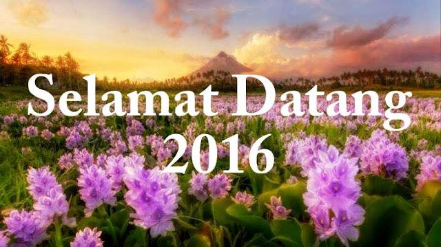 Selamat Datang 2016