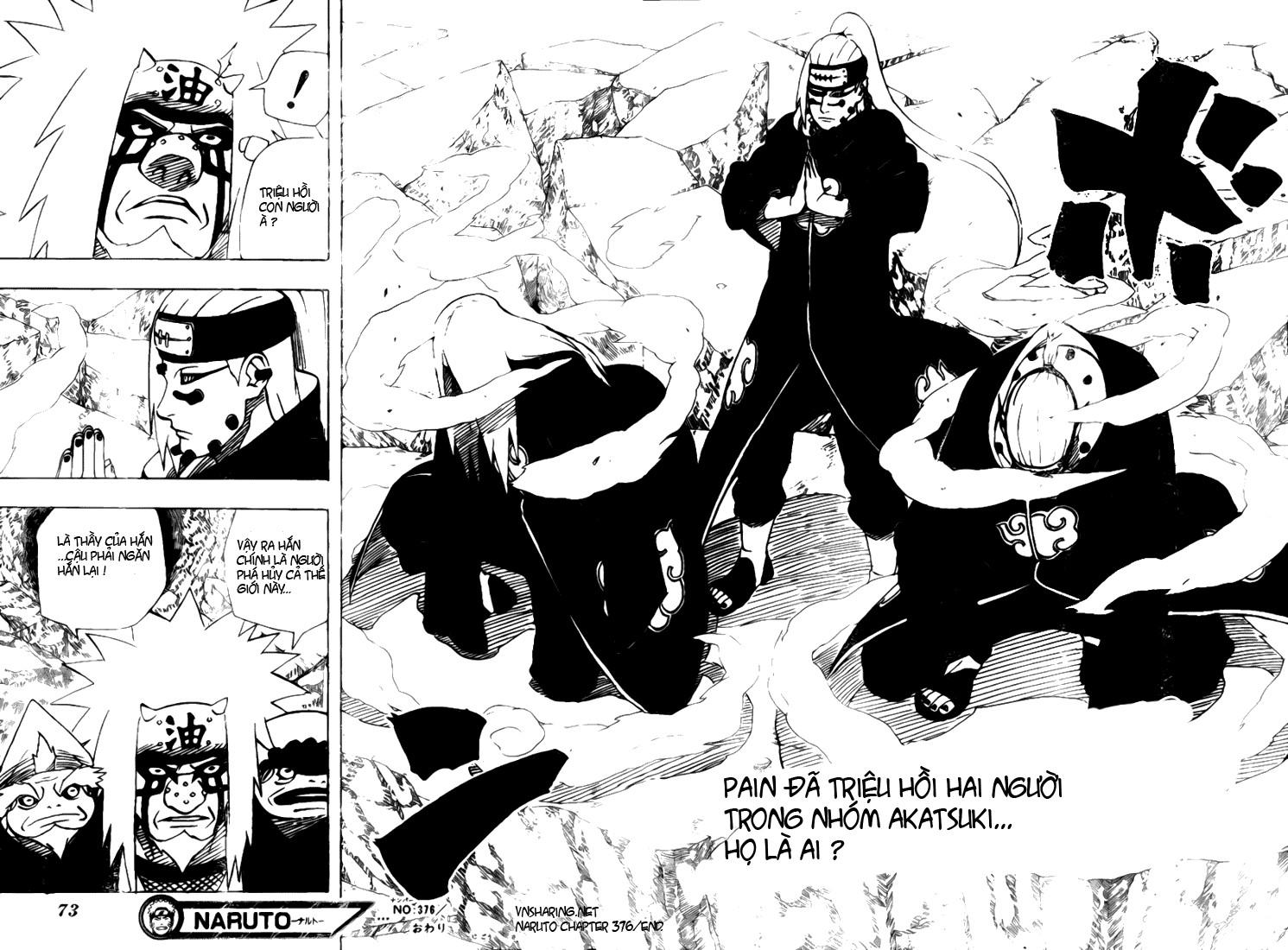 Naruto chap 376 Trang 16 - Mangak.info