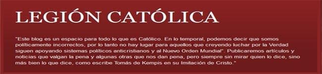 LEGION CATOLICA