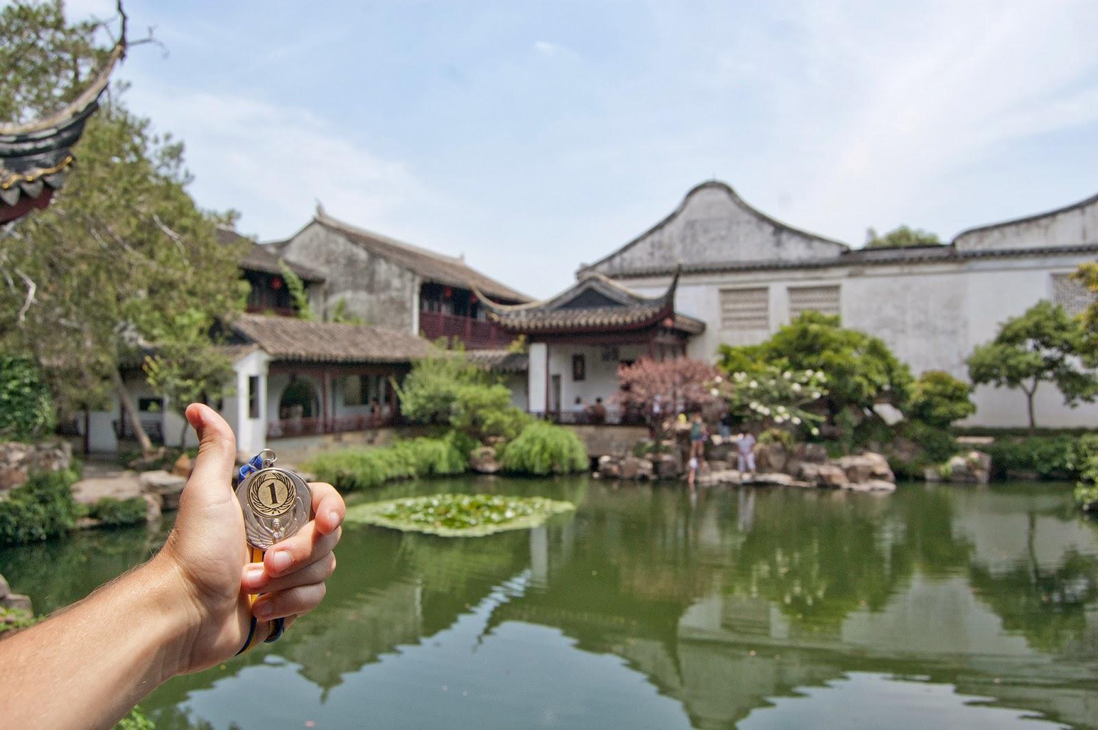 Jardines los jardines de suzhou for Jardines venecia